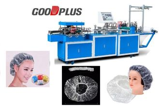 Κίνα GP-460 New Model High Speed CPE Plastic Disposable Cap Aluminium Shaft Making Machine προμηθευτής